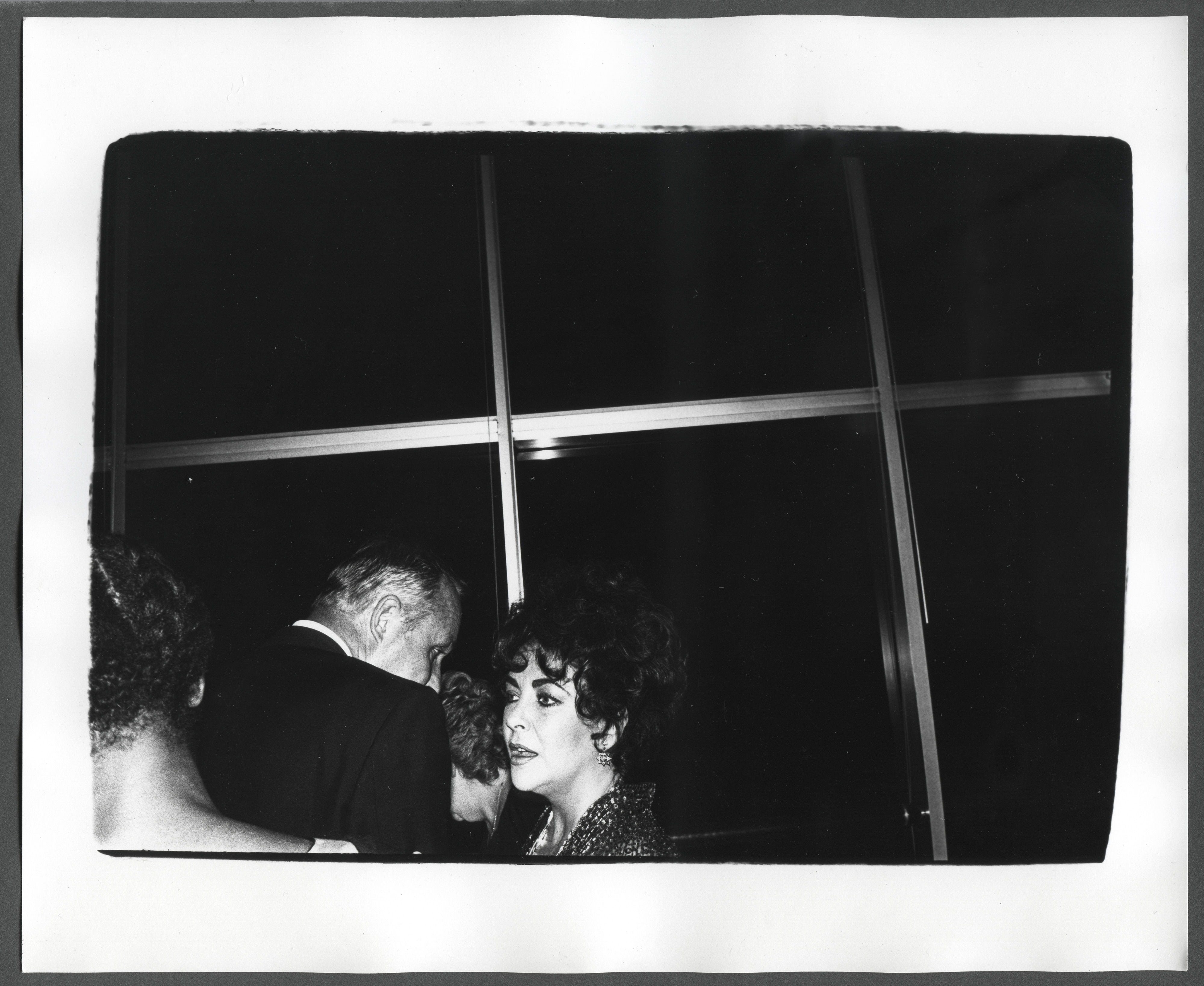 Andy Warhol, Elizabeth Taylor, 1979. Gift of the Andy Warhol Foundation for the Visual Arts, Inc.
