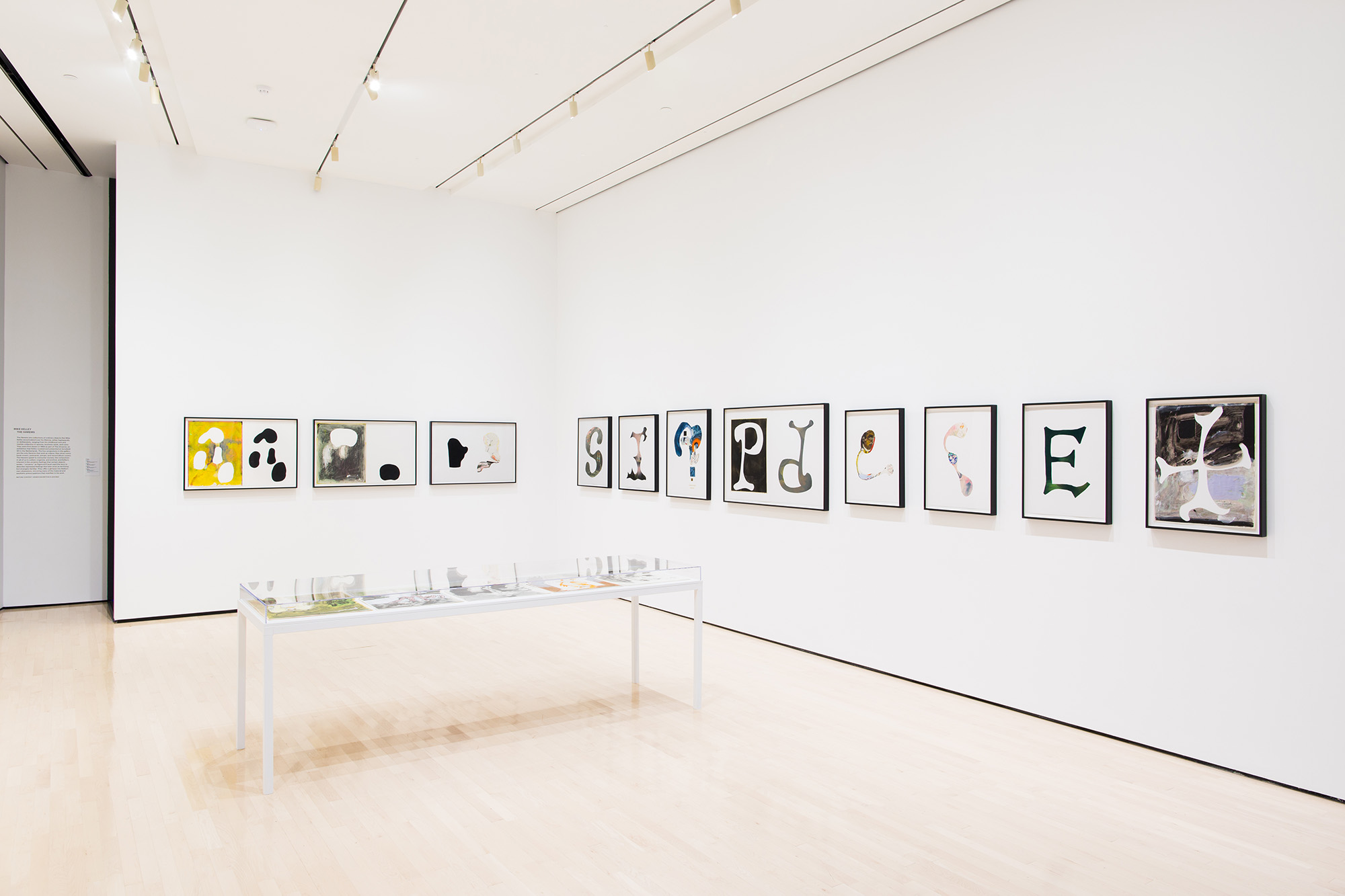 Michigan Stories:<i> Mike Kelley and Jim Shaw</i>, installation view at the Eli and Edythe Broad Art Museum at Michigan State University, 2017. Photo: Eat Pomegranate Photography