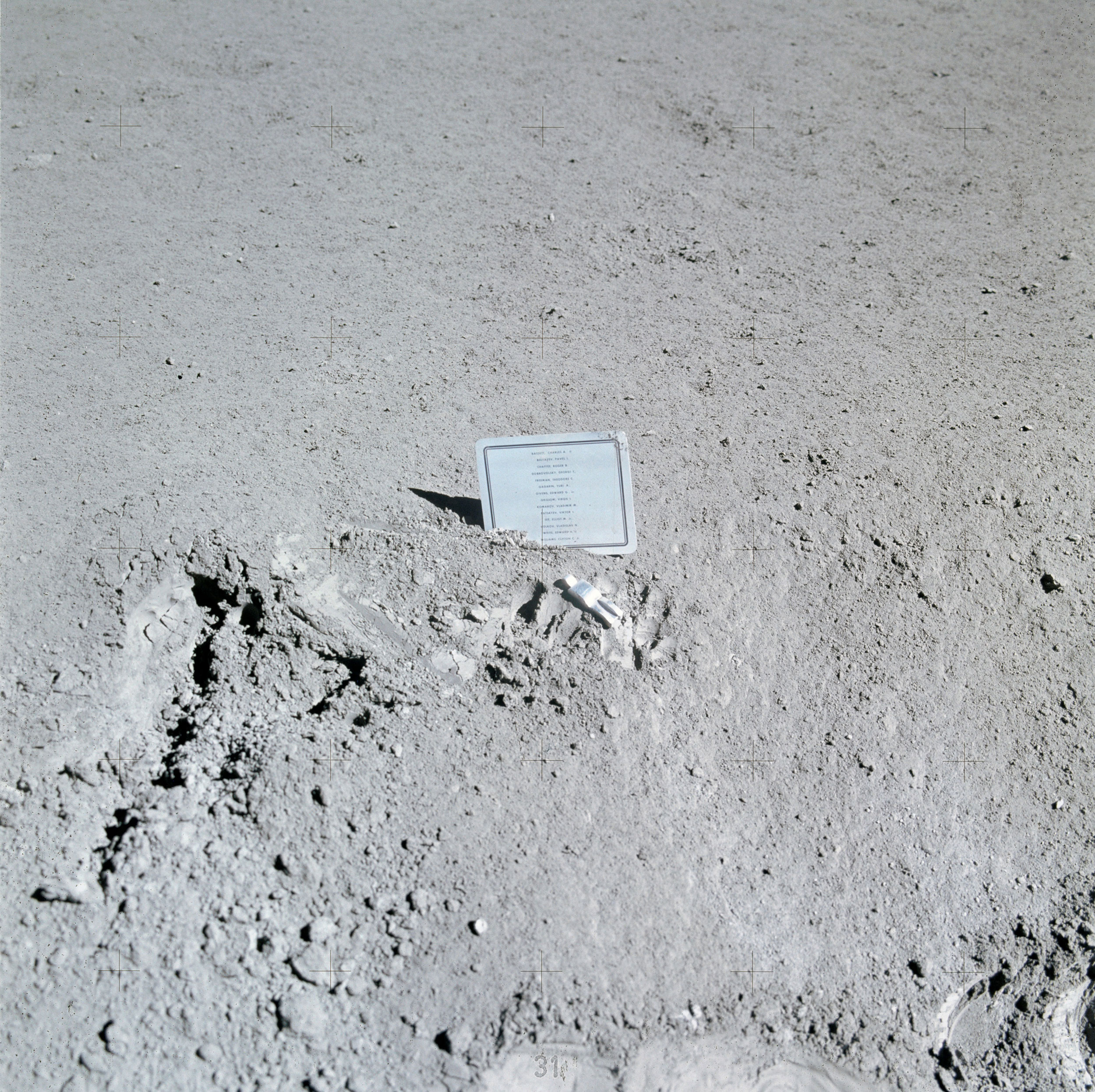 William Anders, <i>Earthrise</i>, 1968. Courtesy NASA.
